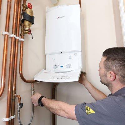 boiler installation cost